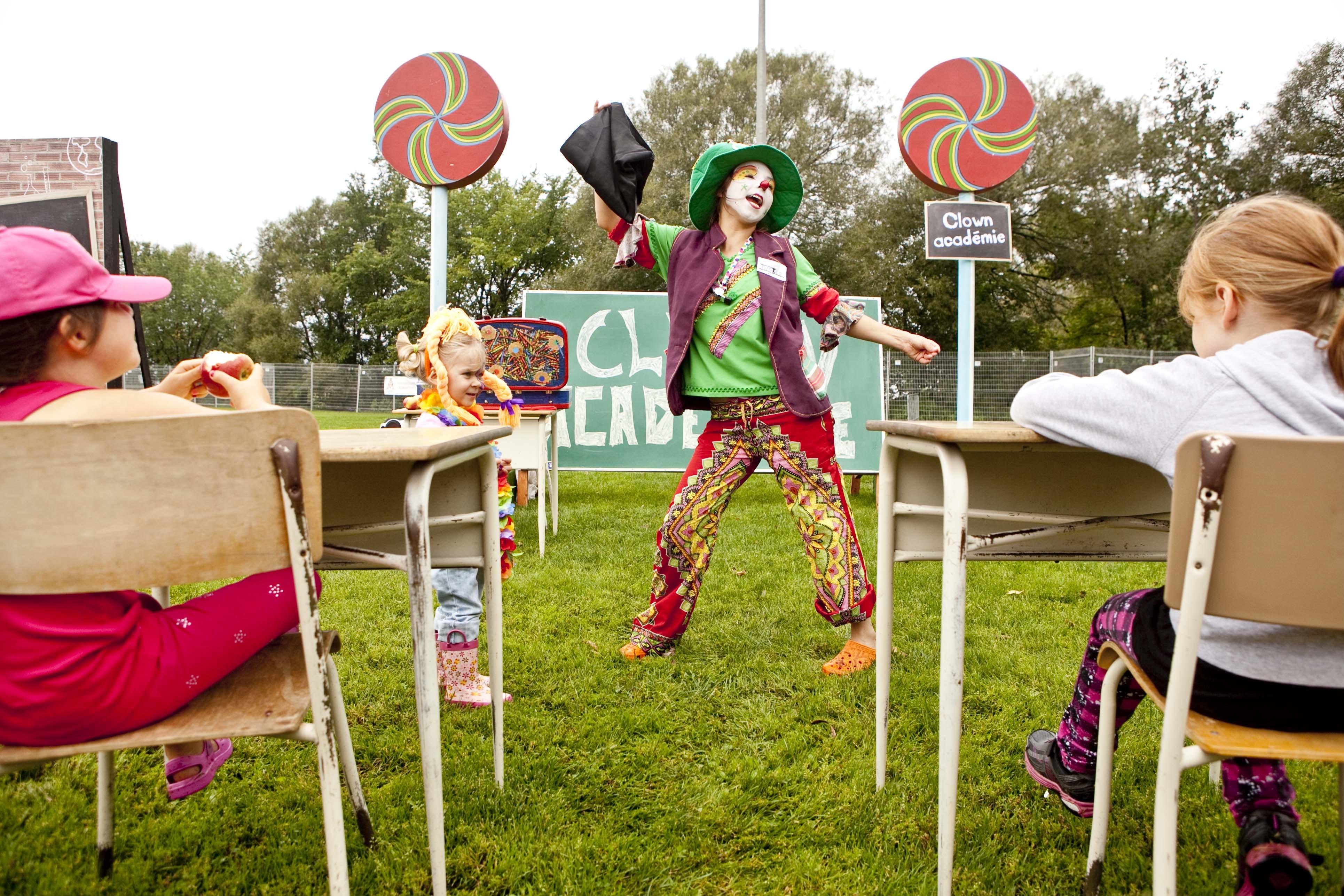 Art Clownesque
