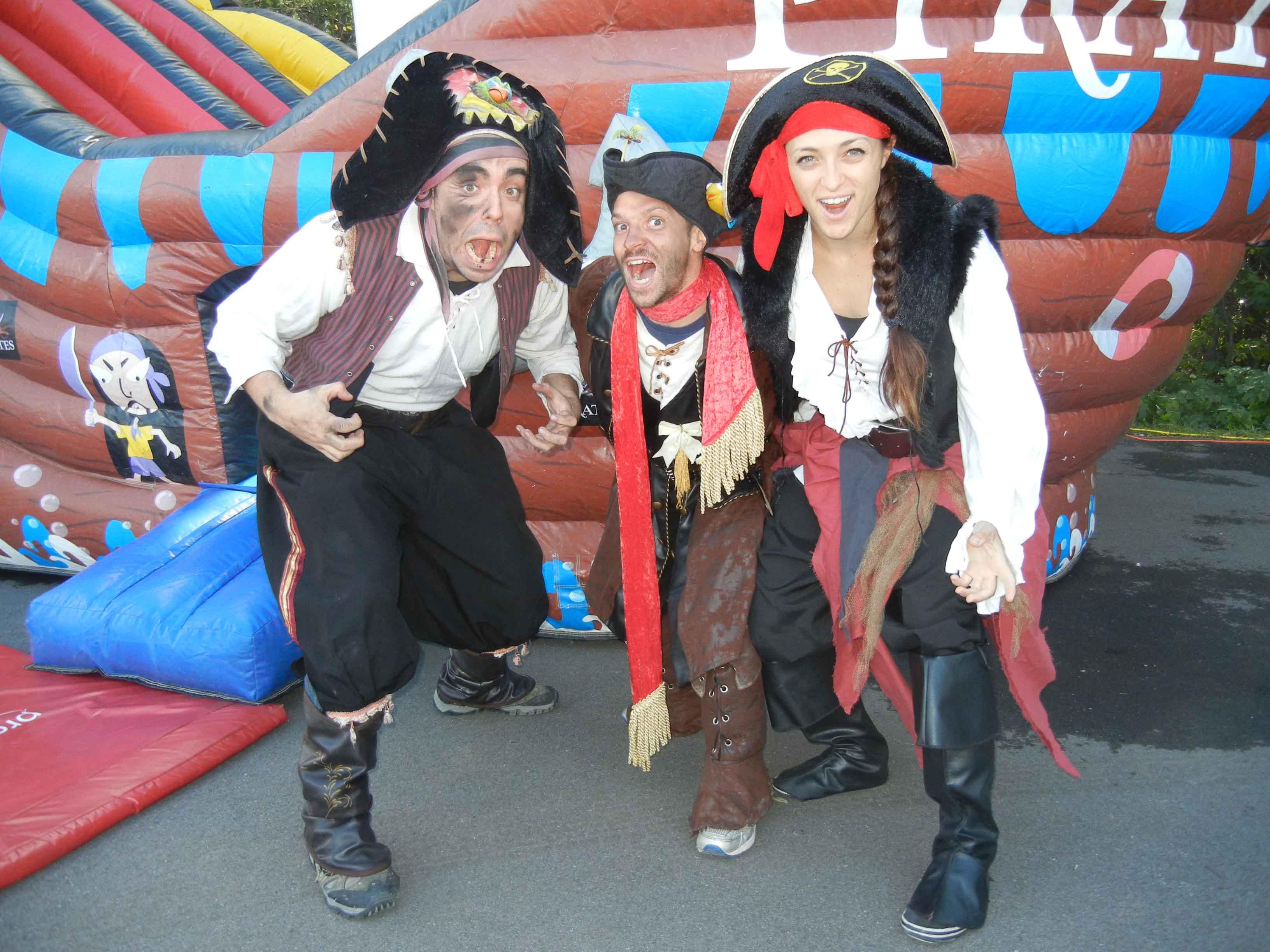 Grand jeu pirate